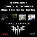 Cradle of Haze geben 4-fach Release über NRT-Records bekannt!