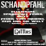 """SCHANDPFAHL veröffentlichen Debut-EP """"Gottlos"""" über NRT-Records"""