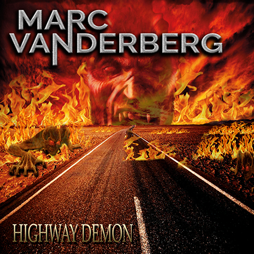 Pressemitteilung / Press Release | Marc Vanderberg | Album 2017 | Name and Artwork