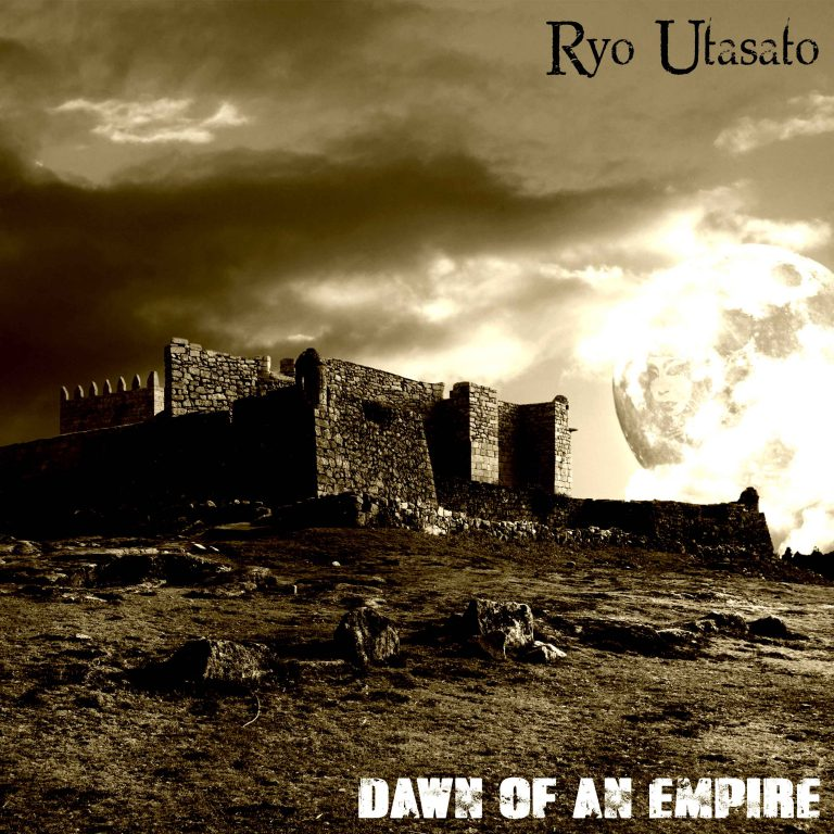 Award winning composer Ryo Utasato released her new dark cinematic soundtrack album `Dawn Of an Empire`.